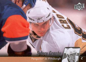 2010-11 Upper Deck French #41 Sidney Crosby