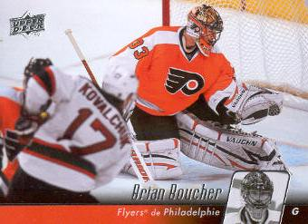 2010-11 Upper Deck French #61 Brian Boucher