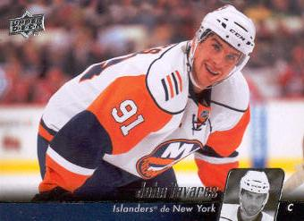 2010-11 Upper Deck French #77 John Tavares