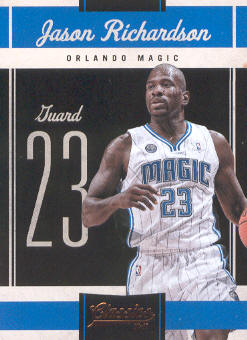 2010-11 Classics #87 Jason Richardson