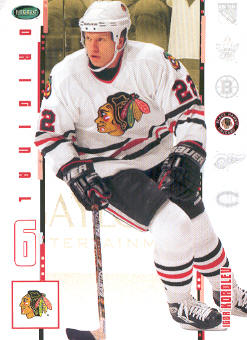 2003-04 Parkhurst Original Six Chicago #10 Igor Korolev