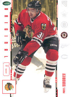 2003-04 Parkhurst Original Six Chicago #11 Pavel Vorobiev XRC