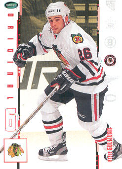 2003-04 Parkhurst Original Six Chicago #27 Steve Sullivan