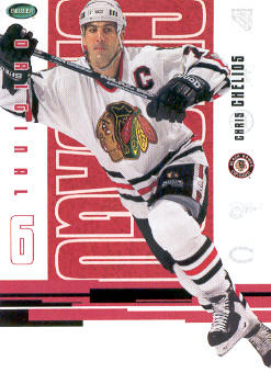 2003-04 Parkhurst Original Six Chicago #31 Chris Chelios