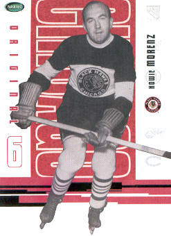 2003-04 Parkhurst Original Six Chicago #37 Howie Morenz