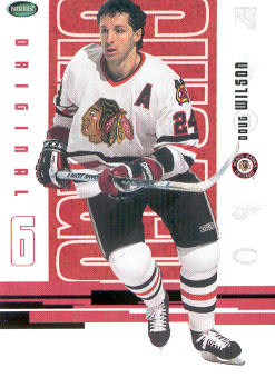 2003-04 Parkhurst Original Six Chicago #48 Doug Wilson