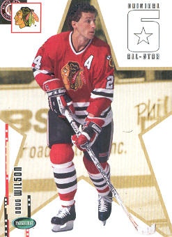 2003-04 Parkhurst Original Six Chicago #68 Doug Wilson