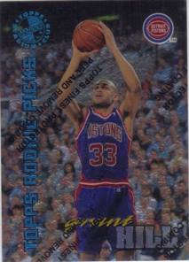 1994-95 Stadium Club Members Only 50 #48 Grant Hill TRP
