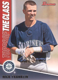 2011 Bowman Topps of the Class #TC4 Nick Franklin