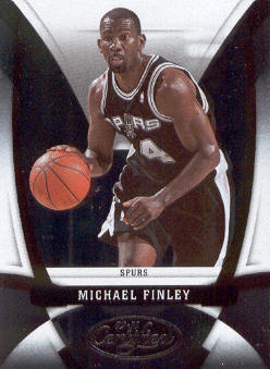 2009-10 Certified #23 Michael Finley