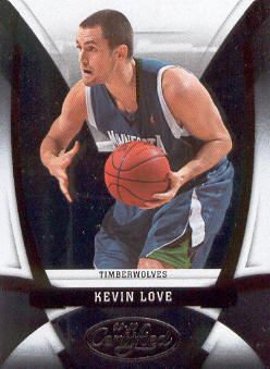 2009-10 Certified #34 Kevin Love