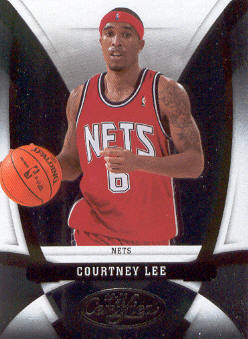 2009-10 Certified #84 Courtney Lee