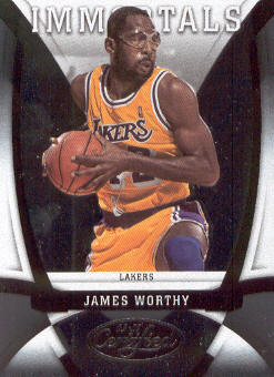 2009-10 Certified #170 James Worthy