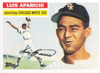 2010 Topps Cards Your Mom Threw Out #CMT5 Luis Aparicio