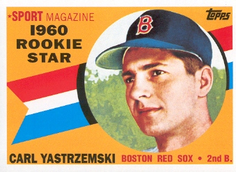 2010 Topps Cards Your Mom Threw Out #CMT9 Carl Yastrzemski