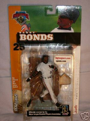2000 McFarlane Baseball Big League Challenge #10 Barry Bonds