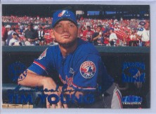 1999 Fleer Tradition Starting 9 #267 Tim Young