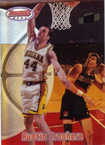 1997-98 Stadium Club Bowman's Best Previews Refractors #BBP15 Austin Croshere