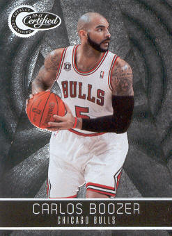 2010-11 Totally Certified #15 Carlos Boozer