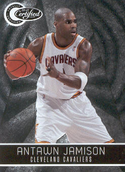 2010-11 Totally Certified #19 Antawn Jamison