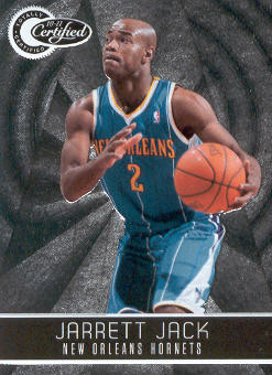 2010-11 Totally Certified #53 Jarrett Jack