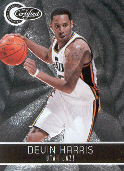 2010-11 Totally Certified #55 Devin Harris