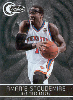 2010-11 Totally Certified #64 Amare Stoudemire