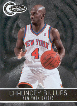 2010-11 Totally Certified #66 Chauncey Billups