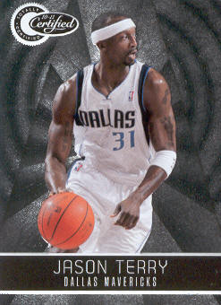 2010-11 Totally Certified #83 Jason Terry
