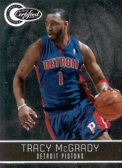 2010-11 Totally Certified #103 Tracy McGrady