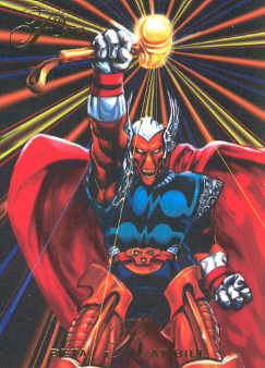 1994 Marvel Annual #46 Beta Ray Bill