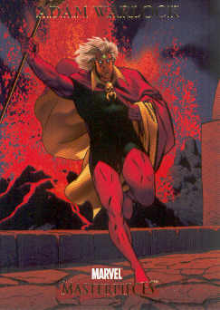 2007 Marvel Masterpieces #3 Adam Warlock