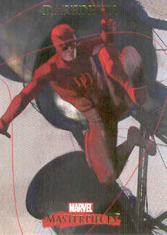 2007 Marvel Masterpieces #22 Daredevil