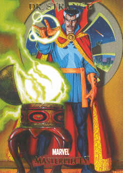 2007 Marvel Masterpieces #25 Dr. Strange