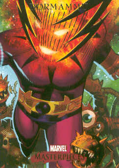 2007 Marvel Masterpieces #26 Dormammu