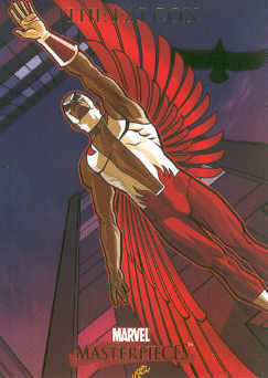 2007 Marvel Masterpieces #29 The Falcon
