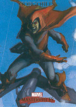 2007 Marvel Masterpieces #36 Hobgoblin