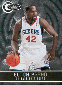 2010-11 Totally Certified #2 Elton Brand