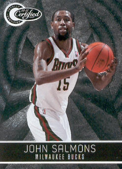 2010-11 Totally Certified #11 John Salmons