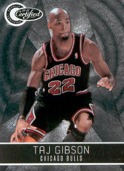 2010-11 Totally Certified #18 Taj Gibson