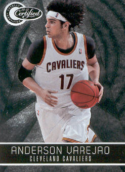 2010-11 Totally Certified #22 Anderson Varejao