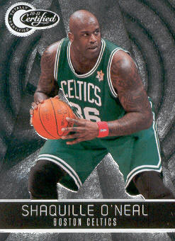 2010-11 Totally Certified #26 Shaquille O'Neal