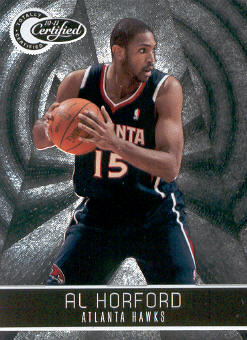 2010-11 Totally Certified #41 Al Horford