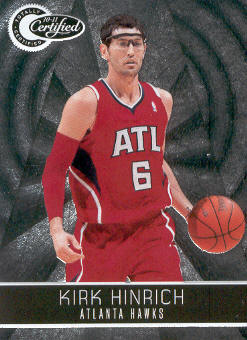 2010-11 Totally Certified #43 Kirk Hinrich