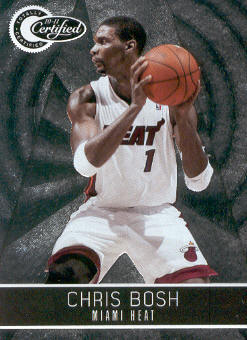 2010-11 Totally Certified #46 Chris Bosh