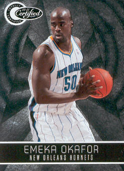 2010-11 Totally Certified #52 Emeka Okafor