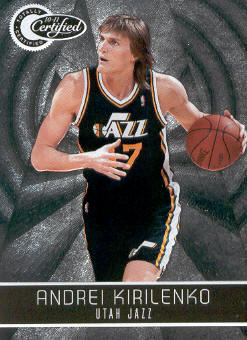 2010-11 Totally Certified #56 Andrei Kirilenko