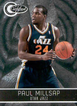2010-11 Totally Certified #57 Paul Millsap