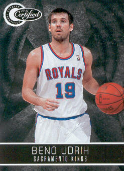 2010-11 Totally Certified #63 Beno Udrih
