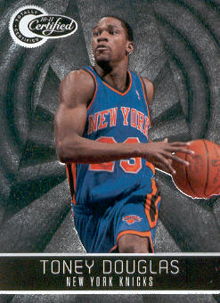 2010-11 Totally Certified #67 Toney Douglas